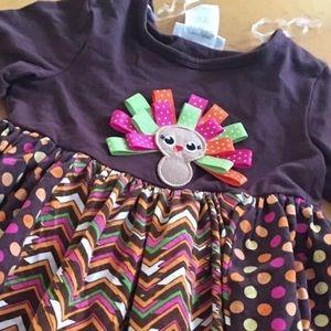 9c223a9a5f8 Bonnie Jean Dresses - Bonnie Jean turkey dress. Size 7